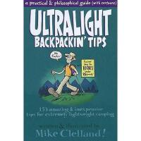 【预订】Ultralight Backpackin' Tips: 153 Amazing