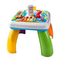 费雪 Fisher-Price 早教玩具 智玩宝宝学习桌(双语)
