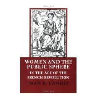 【预订】Women and the Public Sphere in the Age of the French