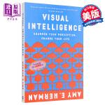 【中商原版】洞察:精确观察和有效沟通的艺术 英文原版 Visual Intelligence: Sharpen You