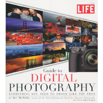 LIFE Guide to Digital Photography 英文原版