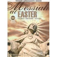 【预订】Messiah at Easter, Bassoon [With CD (Audio)]
