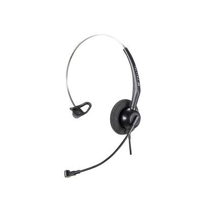 科特尔((CALLTEL )T600单耳降噪话务耳机/办公商务话务耳麦(话务员/客服/呼叫中心)降噪,声音放大技术,可有效屏蔽背景噪音