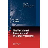 【预订】The Variational Bayes Method in Signal Processing