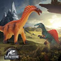大暴龙模型3-6-8岁男孩玩具儿童恐龙玩具套装霸王龙仿真动物