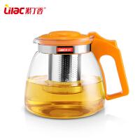冲茶水壶红茶壶花茶壶办公泡茶壶玻璃茶壶过滤茶具