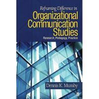 【预订】Reframing Difference in Organizational Communication