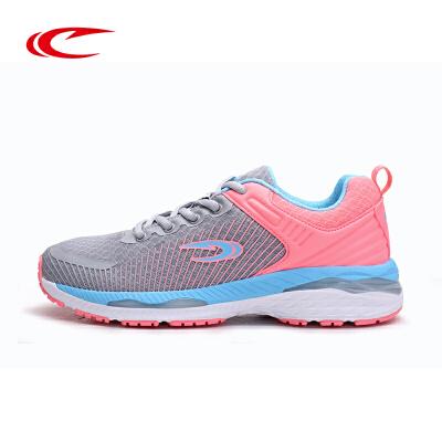 赛琪2017年秋季新款学生运动鞋女旅游休闲鞋春季网面跑步鞋