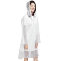 【超级品牌日】网易严选 便携透明雨衣 升级款