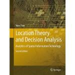 【预订】Location Theory and Decision Analysis: Analytics of Spa