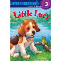 Little Lucy (Step into Reading, Step 3) 小露西 ISBN 9780375867