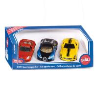 [当当自营]siku 德国仕高 超级跑车套装 合金车模玩具 U6301