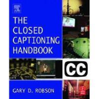 【预订】Closed Captioning Handbook