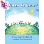 【中商海外直订】Where Is Bear?