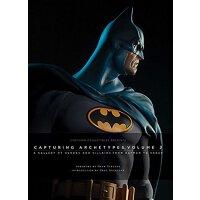 Capturing Archetypes, Volume 2 DC系列 捕捉原型2:英雄与反派角色设计大观【英文原版