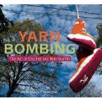 【预订】Yarn Bombing: The Art of Crochet and Knit Graffiti