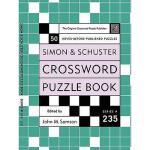 【预订】Simon and Schuster Crossword Puzzle Book #235: The