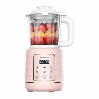 金正PB22豆浆机家用小型静音全自动多功能免过滤加热破壁料理辅食机 粉色