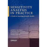 【预订】Sensitivity Analysis In Practice - A Guide To