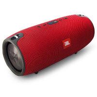 JBL Xtreme 音乐战鼓 激情红 蓝牙音箱 音响 低音炮 便携迷你音响 音箱 防水设计 移动充电