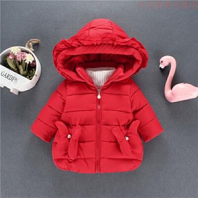 女童棉衣2018冬装新款宝宝洋气加厚棉袄韩版1-3岁5儿童羽绒 发货周期:一般在付款后2-90天左右发货,具体发货时间请以与客服协商的时间为准