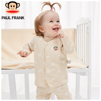 PWU1733034大嘴猴(paul frank)婴儿马甲纯棉宝宝保暖背心