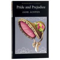 【现货】英文原版 Pride amp Prejudice 傲慢与偏见 新旧版本*发!简奥斯汀经典名著 平装版