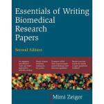 【预订】Essentials of Writing Biomedical Research Papers