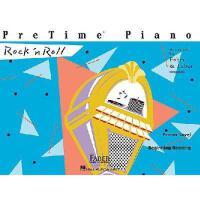 【预订】PreTime Piano, Primer Level, Rock 'n Roll