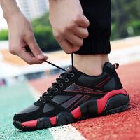 秋季初中生运动男鞋子跑步鞋青少年大童学生旅游鞋男孩板鞋