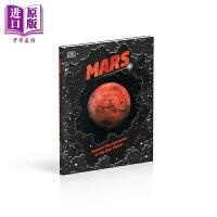 【中商原版】DK Mars 火星 DK儿童天文学知识百科 儿童科普读物 精装 英文原版 7-12岁