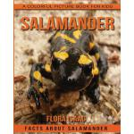 【预订】Facts about Salamander a Colorful Picture Book for Kids