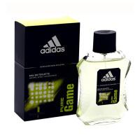 阿迪达斯(adidas) 西班牙 原产 男士香水 冰点男款运动型 持久清新淡香水 Game-荣耀-香水100ml