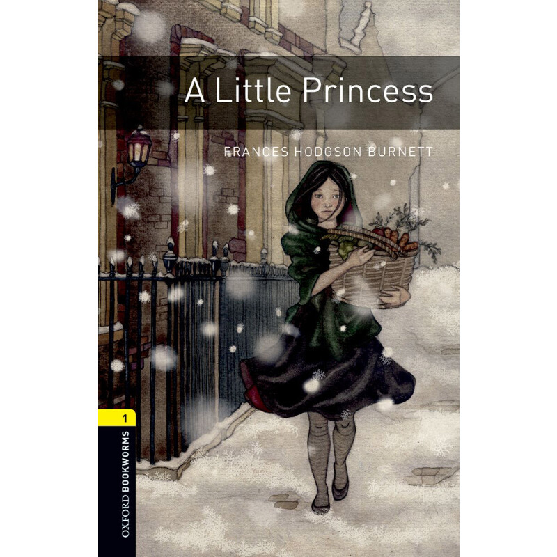 Oxford Bookworms Library: Level 1: A Little Princess 牛津书虫分级读物1级:小公主(英文原版)