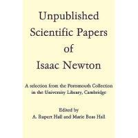 【预订】Unpublished Scientific Papers of Isaac Newton: A