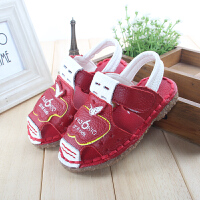 夏季新款童凉鞋儿童鞋男女童宝宝包头凉鞋童装沙滩凉鞋潮