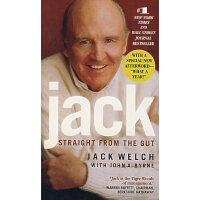 (杰克・韦尔奇自传)JACK: STRAIGHT FROM THE