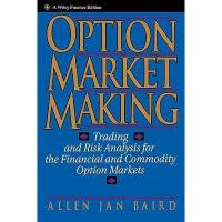 【预订】Option Market Making: Trading And Risk Analysis For