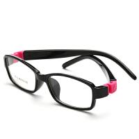 儿童防辐射眼镜平光镜 柔软男女童防近视电脑手机平光护目镜