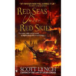 【全新直发】Red Seas Under Red Skies Scott Lynch 9780553588958 Ra