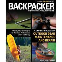 【预订】Backpacker Complete Guide to Outdoor Gear