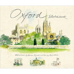 【正版直发】Oxford Sketchbook 牛津水彩写生本 Graham Byfield and Roger Wh