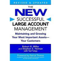 【预订】The New Successful Large Account Management: