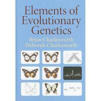 【预订】Elements of Evolutionary Genetics