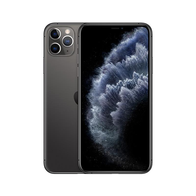 Apple iPhone 11 Pro Max (A2220) 256GB 深空灰色移动联通电信4G手机 国行正品 全国联保 不支持礼品卡