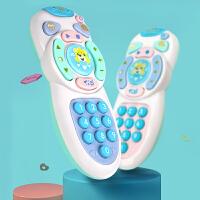 宝宝玩具手机 儿童0-1-3-6岁大哥大婴儿遥控器0-1-3-6岁儿童大哥大婴儿遥控器仿真电话音乐男女孩宝宝玩具手机