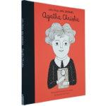 小小孩大梦想英文原版 Little People Big Dreams 阿加莎・克里斯蒂 Agatha Christi