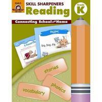 Skill Sharpeners Reading, Grade K 英语学习