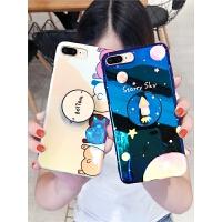 苹果7plus手机壳iPhone8硅胶套软壳i7新款iphone七潮牌7p女款ipone7全包防摔ins网红同款i8个