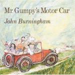 【预订】Mr. Gumpy's Motor Car